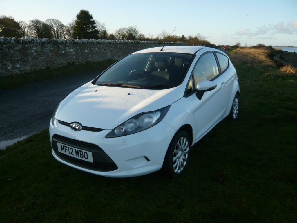 FORD FIESTA EDGE 1.25 PETROL 3 DOOR