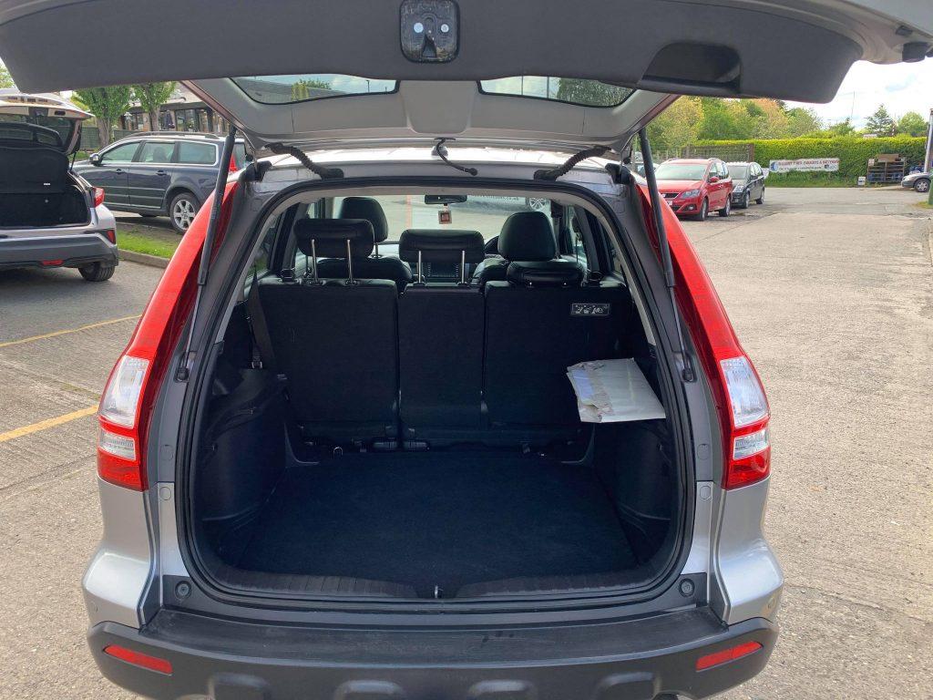 HONDA CRV EX I-CTDI