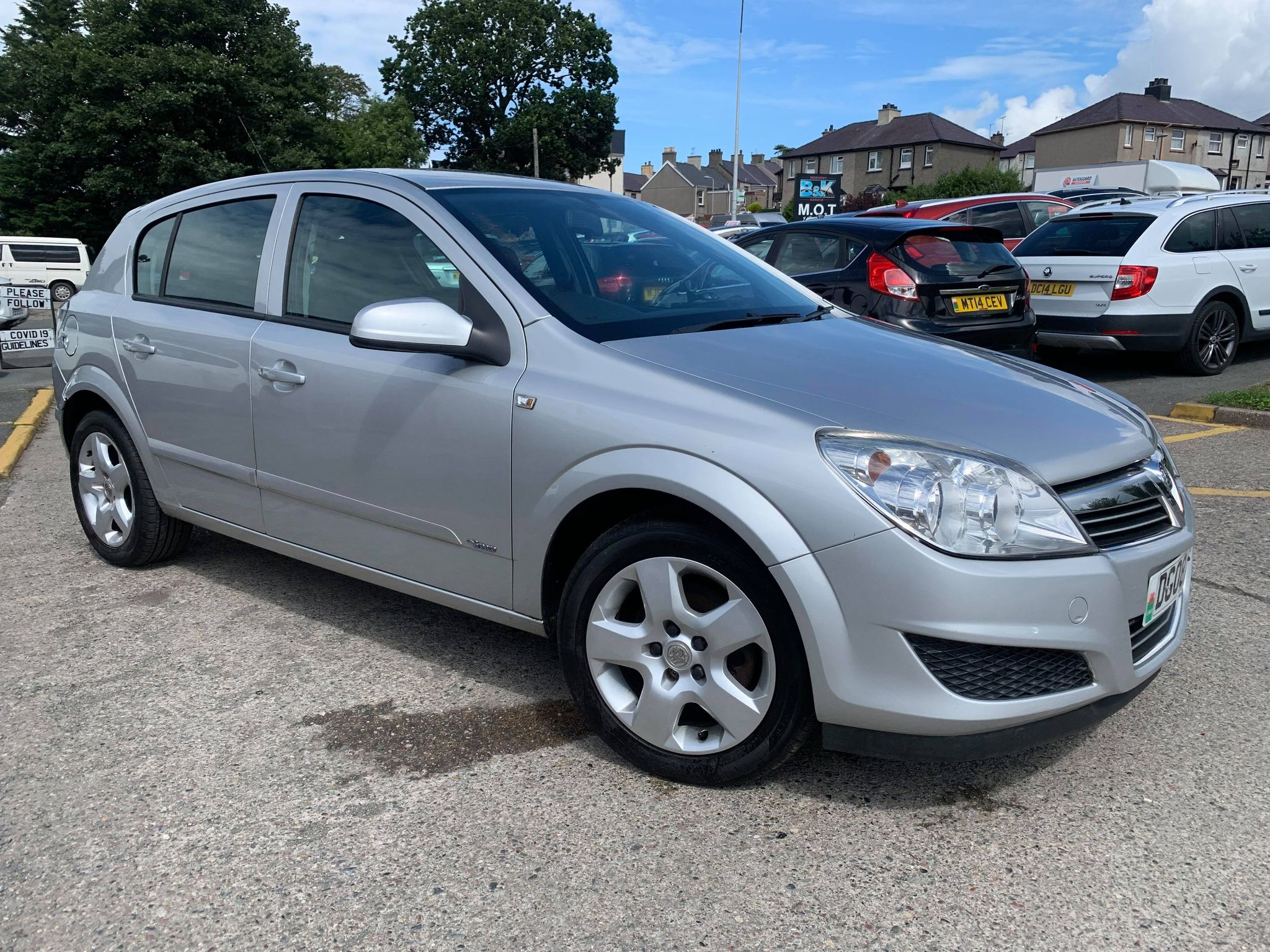 VAUXHALL ASTRA END OF LINE